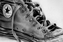 "Desenho ""shoes"" / Some outstanding sketches about footwear"