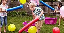 Activities for kids / Fun ideas to keep kids entertained