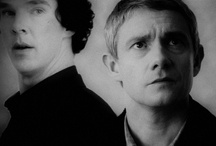 I believe in Sherlock. / Please check out the amazing artists by looking at their Tumblr, DA, blogs and so many other places. There are fantastic artists and Sherlock fans that need to be recognized for their amazing art, gifs, manips, charts, fan art, fan fiction, crossovers, websites and links to high res photos. / by halfmydadsage