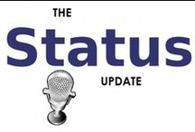 Status Social podcasts / Listen to our podcasts on topical social media issues with our very own Mark Saxby and various industry experts. / by Status Social