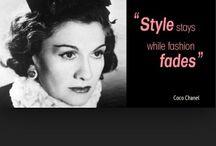 Fashion/ Vogue/ Style