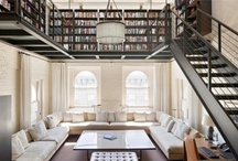 Library / Bookcases