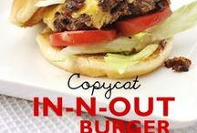 Copycat Recipes  / by Stephanie Loves Pinterest