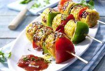 Rezepte / Muffins, Suppen, Salate  - hier gibt es leckere Rezepte, die ihr einfach nachkochen könnt!