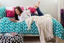 Dazzling Dorms / by Stephanie Loves Pinterest
