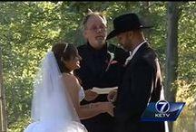 Wedding / Hochzeit / Schöne Hochzeitskleider, tolle Frisuren, Schmuck und Blumen für den schönsten Tag im Leben!