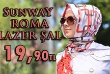 Sunway Roma Lazer Şal