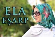 Ela Eşarp