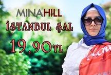 Minahill İstanbul Lazer Şallar