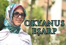 Okyanus Eşarp