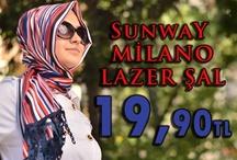 Sunway Milano Lazer Şal