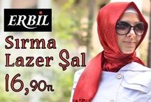 Sırma Lazer Şal