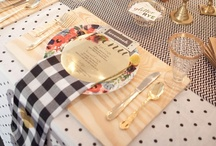 Tablescapes / by Elissa @Charonel Designs