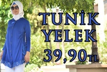 Tunik Yelek