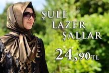 Şule Lazer Şal