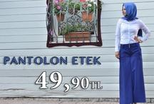 Pantolon Etek