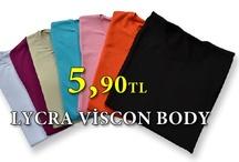 Lycra Viscon Body