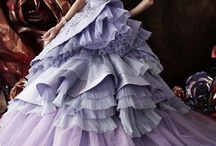 big dresses / big impact, these are gowns and dresses and outfits that will fill a room