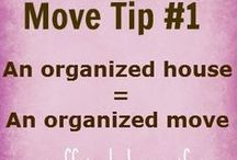 Moving tips / by Mary Jo Hamilton