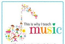 teaching music. / by Becca Hunt