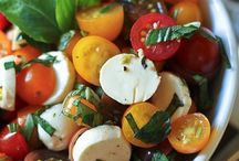 Salads & Salsa / by Sandy Jinnings