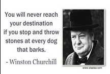 Wise Words from Winston