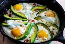 Food | Breakfast / by Rianna Mallard