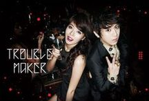 Trouble Maker - Hyunseung and Hyuna - / HYUNSEUNG(JS) of BEAST & HYUNA of 4MINUTE