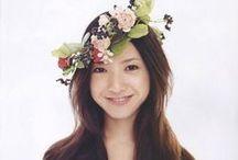 Yuriko Yoshitaka  / She is an actress in Japan.