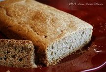 Bread (Low carb)recipes / by Mary Jo Hamilton