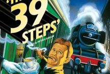39 Steps / by Maggie Yowell