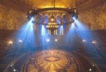 Gotham Hall - NYC / http://www.gothamhallevents.com/