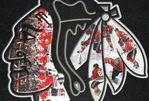 Hawks Luv / Blackhawks Hockey