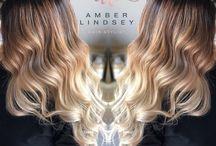 Amber Lee Hair / Hair color