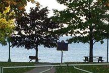 Oakville Olde Oakville / sights around downtown Olde Oakville, Ontario, Canada / by Rob Okamoto