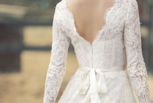 The white dress / Amazing wedding dresses like no one else's!
