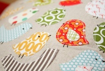 Applique/ Emboidery / by Chelsea Maynard