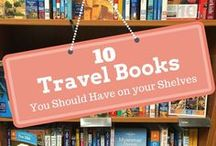 Travel Books / From Destination guides to inspirational classics, discover books that will spike your wanderlust and take you on a journey through the world.