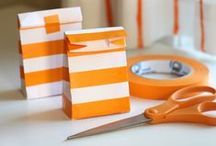 Giftwrap Ideas. / by Camille Chevallier