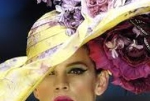 Les Beaux Chapeaux / Beautiful, stunning, incredible hats!