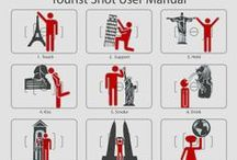 Infographie du tourisme / by Brochuresenligne.com