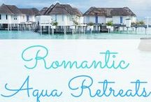 The Bungalow H2O Collection / Best destination wedding travel agent per our WeddingWire client reviews! Our signature collection featuring some of the best overwater bungalows, infinity pool suites, swim-up suites, and huts on the beach.