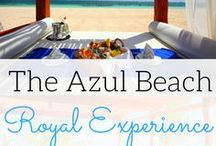 Azul Beach Destination Weddings / Best destination wedding travel agent per our WeddingWire client reviews! Choosing a resort is as important as choosing a destination! Azul Beach Destination Weddings are the crème de la crème of our boutique all-inclusive resort choices for your dream wedding. You and your guests will get the royal treatment, even as you enjoy the natural delights of the stunning Riviera Maya. Book this family friendly resort at www.blisshoneymoons.com