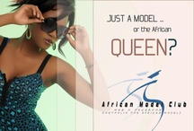 African Model Club / African Model Club offers African male and female models a professional web and social media portfolio.
