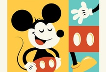 Mickey Mouse ♥ / by Cristina Mármol
