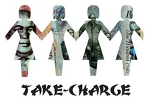 """Take Charge / The Botswana community """"Take Charge"""" would  like to get people talking about debt and educate them on financial management. The goal is to get Botswana people to """"TAKE CHARGE"""" of their financial situations."""