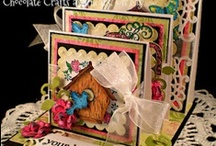 3 D paper crafts 2 / by Linda Parks
