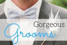 Gorgeous Grooms / Best destination wedding travel agent per our WeddingWire client reviews! Have a picture perfect wedding with the most gorgeous options for your groom that complement your own stunning looks!  Choose something chic and elegant that incorporates your destination wedding theme. From the attire and hair style to the flower on the lapel, find tips to help you with every single detail.