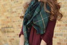 Fall Fashion / by Casey Grenet