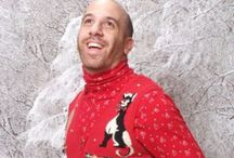 Ye Old Ugly Christmas Sweater / Holiday sweaters and tacky ideas